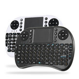 Original Ipazzport I8 2.4G Wireless Arabic Version Rechargeable Mini Keyboard Touchpad Airmouse