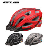 Original GUB P9 Cycling Ultralight Helmet with Light Intergrally-molded 18 Air Vents