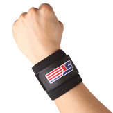 Original ShuoXin SX501 Classic Sports  Elastic Stretchy Wrist Joint Brace Support Wrap Band – 1PC