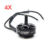 Original 4X EMAX LS2206 Lite Spec 2206 2700KV 3-5S CW Thread Brushless Motor for FPV Racing Drone