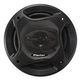 2 X Durable 6.5 Inch Car Audio Coaxial Speakers Stereo 90dB 400W 4 Way Subwoofer
