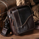 Original Vintage Genuine Leather Outdoor 6 Inch Phone Bag