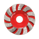 Original 90mm Diamond Grinding Wheel Grinder Disc for Concrete Masonry