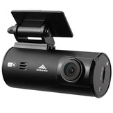 T1 Car DVR Dash Camera 1296P 156 Degree Wide Angle 4MP Mini Black