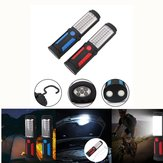 Original Portable 41 LED USB Rechargeable Magnetic Flashlight Camping Lamp for Emergency Roadside Car Repair
