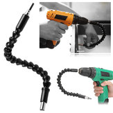Drillpro 290mm Flexible Shaft Bit Extention Screwdriver Drill Bit Holder Connect Link for Electronic Drill