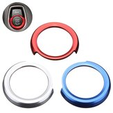 One Engine Start Stop Button Switch Sticker Circle Cover for BMW 1 2 3 4 Series