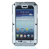 Aluminum Metal Shock Water Proof Case Gorilla Glass For Samsung i9300