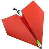 Electric Paper Airplane Conversion Kit Electric Power Gift Toy