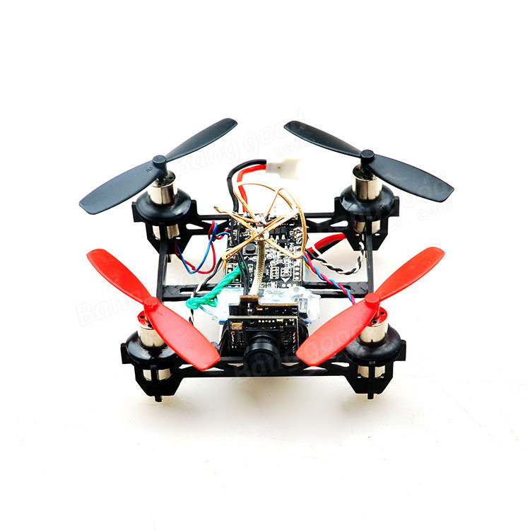 Eachine Tiny QX80 80mm Micro FPV Racing Quadcopter ARF Based On F3 EVO Brushed Flight Controller thumbnail