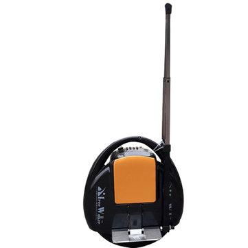 อุปกรณ์เสริมที่ทำด้วยมือแบบ Telescopic Unicycle พร้อมแผ่นรองหูฟัง ล็อค