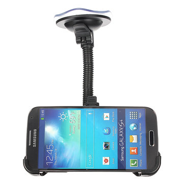 Car Wind Shield Holder Mount Stand pour Samsung Galaxy S4 i9500