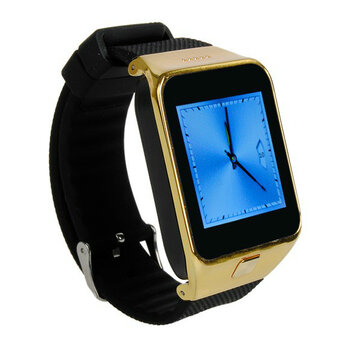 Zgpax s28 1.54 pollici mtk6260 bluetooth smart phone watch