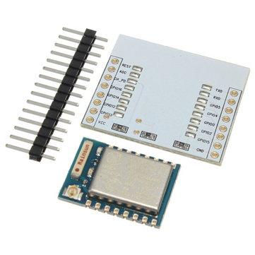 ESP-07 ESP8266 Serial WIFI Module with IO Adapter Plate