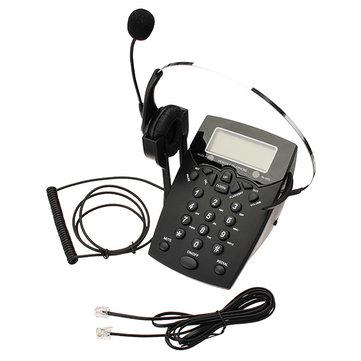 Doboly D610 fones de ouvido fone de ouvido de telefone unilaterais pantelephone