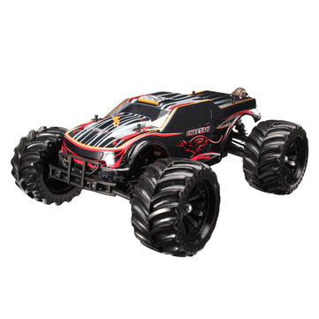 Jlb Racing Cheetah Upgrade Brushless Rc Car Monster