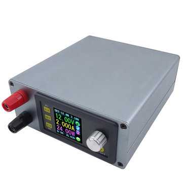 RUIDENG DP And DPS Power Supply Housing 2 Kinds Aluminum Housing Constant Voltage Current Casing Digital Control Buck Voltage Converter Only Box