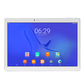 Original Box Teclast Master T10 Hexa Core 4G RAM 64G ROM Android 7.0 Fingerprint 10.1 Inch Tablet