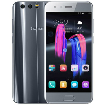 Buy HUAWEI Honor 9 5.15 inch Dual Rear Camera 6GB RAM 128GB ROM Kirin 960 Octa core 4G Smartphone for $428.99 in Banggood store