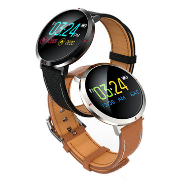 Goral S2 Color Screen Blood Pressure Heart Rate Monitor Fitness Tracker Bluetooth
