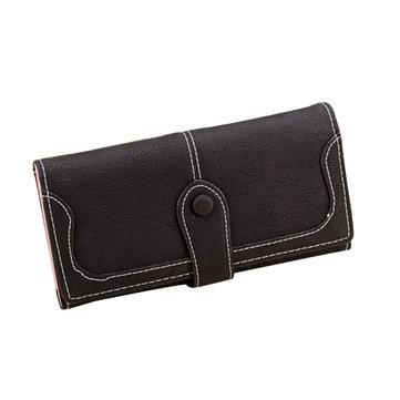 Signore delle donne retro raccoglitori lunghi opaco borsa pochette