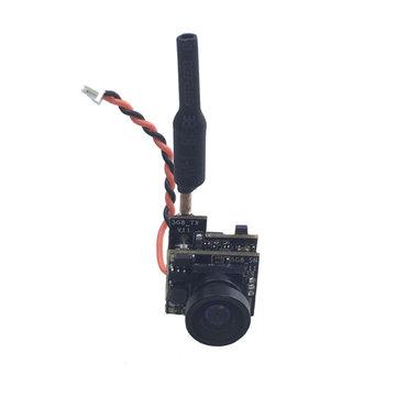 Turbowing 5.8G 48CH 25mw Transmitter 700TVL 120 Degree Wide Angle Wireless FPV Camera NTSC
