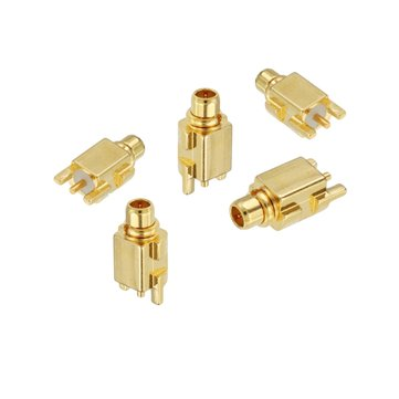 5 PCS 5.8G 2.4G 1.2G MMCX-JEF RF Coaxial Connector SMA Male Antenna Adapter For FPV RC Drone
