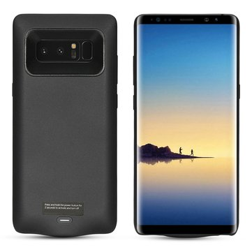 5500mAh External Battery Charger Case For Samsung Galaxy Note 8