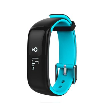 KALOAD Sport P1 Smart Bluetooth Armband Wristband Hartslag Bloedmonitor Waterdicht IP67 Horloge