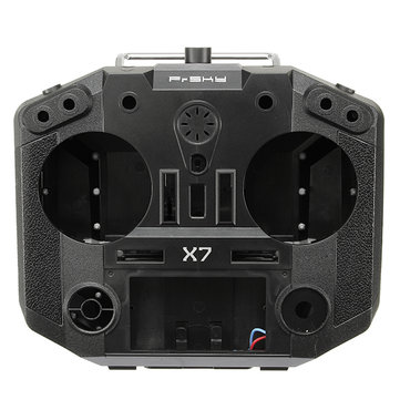 FrSky ACCST Taranis Q X7 Transmitter Spare Part Cover Shell Black White for RC Drone FPV Racing