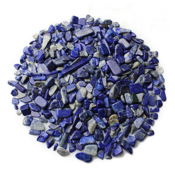 Buy 50g Blue Loose Natural Lapis Lazuli Crystal Rock Rough Stone Decoration for $2.92 in Banggood store