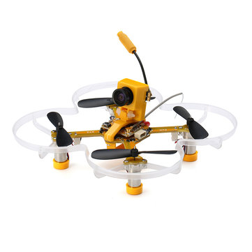 Eachine X73 Micro FPV Racing Quadcopter BNF Based Naze32 Flight Controller With Frsky X9D Receiver