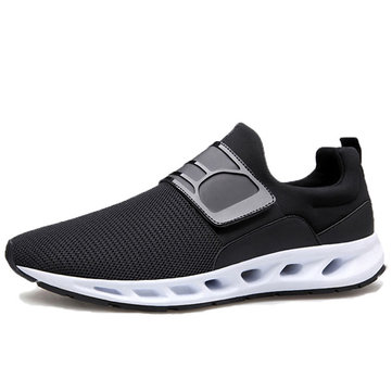 мешКрюкLoopBreathableSoftSole Casual Sneakers