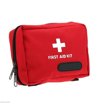 Emergency Bag First Aid Pouch Survival Treatment Pack Rescue Kit