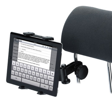 Universal Back Seat Headrest Tablet Mount Holder Car Stand Bracket For iPad 2 3 4 Tablet PC GPS