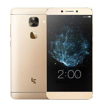 LeTV Leeco Le S3 X626 5,5 дюймов 4GB RAM 64GB ROM MTK6797 Helio X20 Deca Core 4G Смартфон