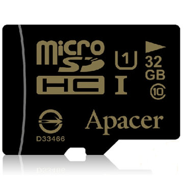 Apacer UHS-1 32GB Class 10 Micro SD TF Card Memory Card
