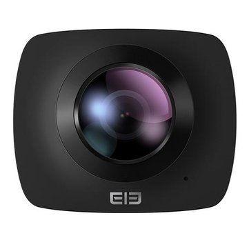 Elephone EleCam 360 Dual Lens Action Camera Mini VR Camera 360 Degrees SPCA6350M F2.0 OV4689 960P 30fps Sport Camera