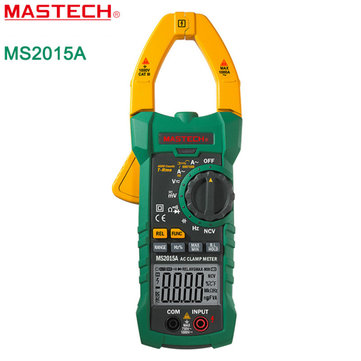 Mastech ms2015a auto range true rms clamp meter multimeter for True frequency jewelry reviews