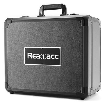 Realacc Aluminum Suitcase Carrying Case Box for Yuneec Typhoon Q500 RC Quadcopter