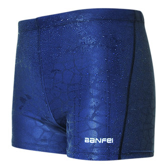 Waterproof Quick Drying Breathable Comfortable Plus Size Men Boxers Swimming Trunks Swimsuits