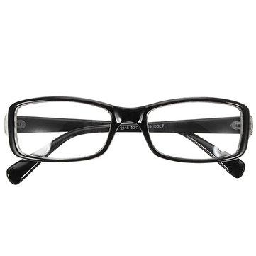 Красочные ПК Full Rim Glass Plain Eyeglasses Anti-UV Fashion Goggles Eyewear Unisex