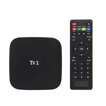 TX1 Ott Amlogic S805 android 4.4.2 1 gb / 8GB apoio kodi caixa de TV WiFi HDMI android mini-pc