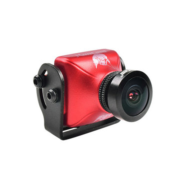 RunCam Eagle 2 800TVL CMOS 2.1mm / 2.5mm 4: 3/16: 9 NTSC / PAL Schakelbare Super WDR FPV Camera Laag Latency