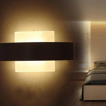 Lampade da parete design moderno gong lampade da tavolo for Lampade a led per camera da letto