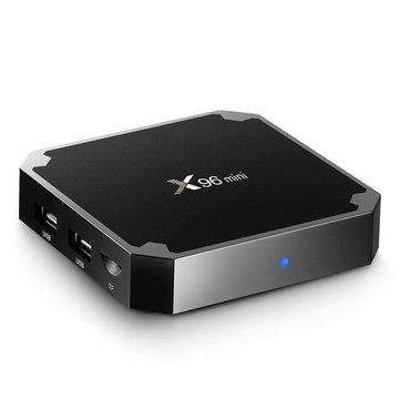 X96MINIAmlogicS905W1GB RAM 8GB ROM TV Kutu