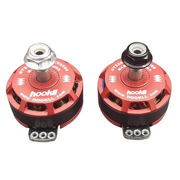 Hookll GT2205 2300KV 2500KV 3-4S Brushless Motor CW for 5045BN 5050BN Propeller RC Drone