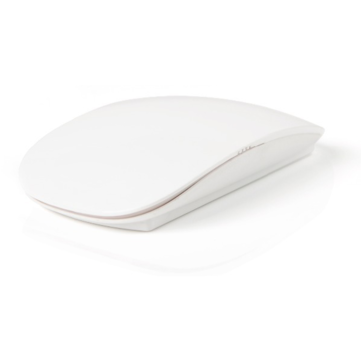 2.4G Wireless Ultra Thin Full Touch Wheel Optical Mouse 15m Wireless Transmission