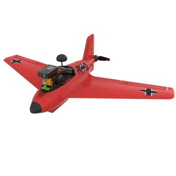Upgraded Techone FPV Kraftei 650 702mm Wingspan EPO FPV Racer Flying Wing RC Airplane PNP