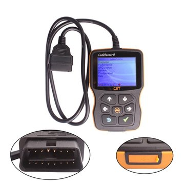 Code Reader 8 CST OBDII EOBD Code Read Scanner Night Vision Diagnostic Scan Tool